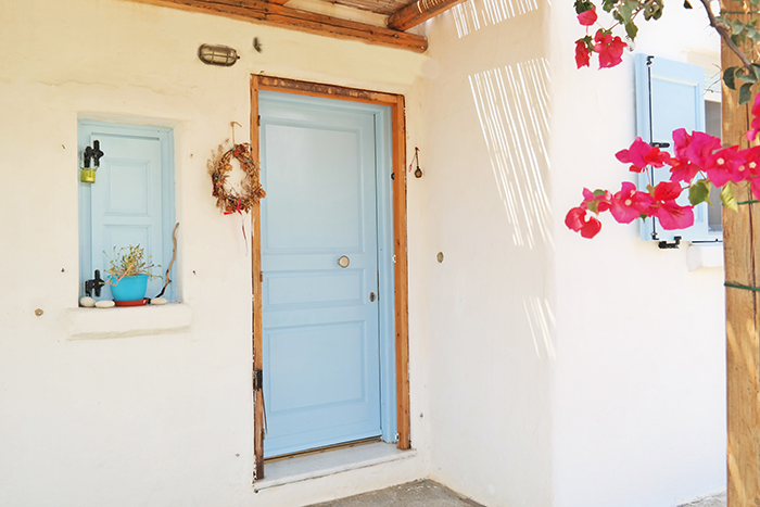 plaka naxos house for rent