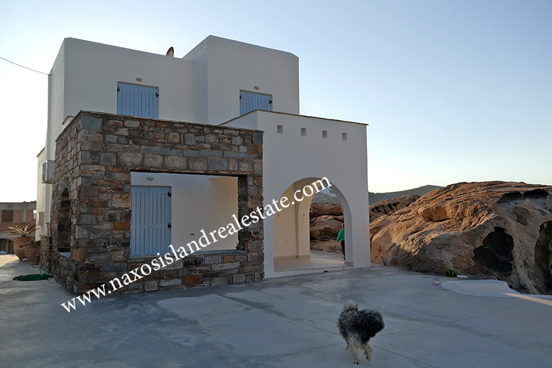 stelida naxos house for sale